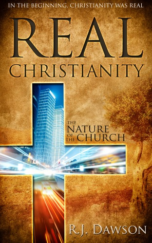 Real Christianity Book Cover